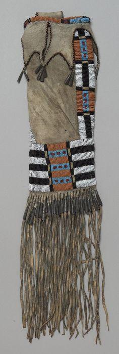 Cheyenne pipebag.  BBHC  ac