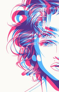 Maghdonna by CranioDsgn , via Behance