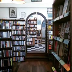 7 Stunning Bookstores You Need to See In Person ASAP | Teen Vogue