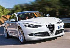 2017 Alfa Romeo Alfetta