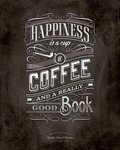 coffee + books