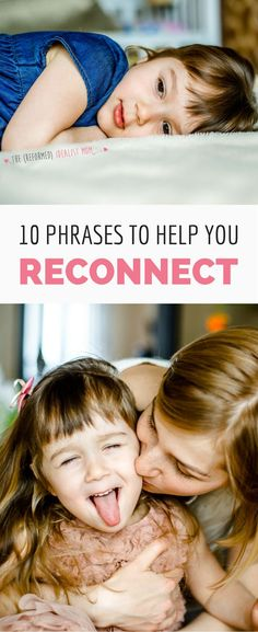 When your kid is grumpy, moody, or angry, use these miracle phrases to reconnect. Thanks to these parenting tips, you'll have a healthier (and closer) relationship with your child. Includes a free printable cheat sheet with bonus phrases!
