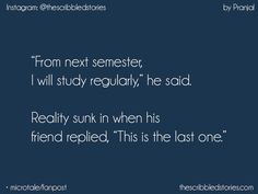Tinnnnuuu Jab bhi mai kehti huu iss baar toh papr faad dena h toh u r the one to laugh Story Quotes, Bff Quotes, Mood Quotes, Friendship Quotes, True Quotes, College Life Quotes, School Days Quotes, School Diary, Tiny Stories