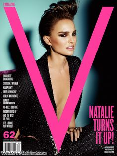 Here's a look at the Natalie Portman shoot done by photographer Mario Testino for the upcoming issue of V Magazine. As you can see from the gallery below there's three different covers … Mario Testino, Natalie Portman, V Magazine, Dree Hemingway, Magazine Cover Design, Magazine Covers, Celebrities Then And Now, Charlotte Gainsbourg, Portraits