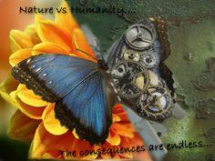nature vs man made Natural Form Art, Natural Man, Man Vs Nature, Nature Collage, Posca Art, Nature Drawing, A Level Art, Human Art, Art Themes