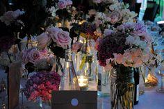 Raffinement pour ce mariage ou témoins et marié étaient en nœud papillon : classe.