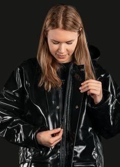 Vinyl Raincoat, Pvc Raincoat, Rain Jacket, Bomber Jacket, Vinyl Clothing, Rubber Raincoats, Rain Suit, Rain Wear, Unisex