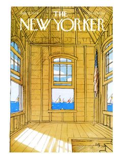 The New Yorker Cover - July 2, 1979 by Arthur Getz