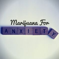 Does marijuana HELP anxiety or CAUSE anxiety? You may become a lil…