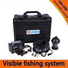 374.28$  Buy here - http://ali4h8.worldwells.pw/go.php?t=32640219098 - (1 Set) 30M Cable 360 Degree   underwater Fish Finder Endoscope inspection HD 1000 TVL line Underwater Fishing Camera system 374.28$