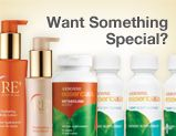 Check out my website!  www.bethandlarry.myarbonne.com  portion of proceeds goes to hereditary breast and ovarian cancer research