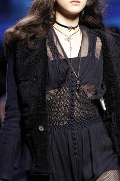 Défilé Dior prêt-à-porter femme automne-hiver 2017-2018 28