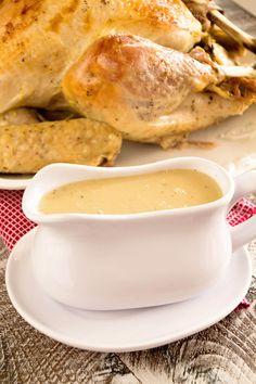 Easy Homemade Gravy Recipe