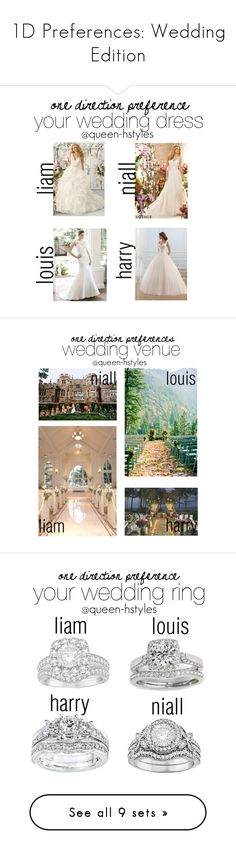 """1D Preferences: Wedding Edition"" by queen-hstyles ❤ liked on Polyvore featuring interior, interiors, interior design, home, home decor, interior decorating, art, Allurez, Kobelli and Keds"