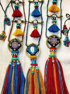~ Ethnic Jewelry - My Tribe | Flickr - Photo Sharing!
