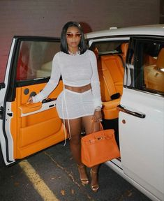 Dope Fashion, Fashion Killa, Fashion Outfits, Womens Fashion, Fashion Beauty, Pretty Black Girls, Beautiful Black Women, Beautiful Legs, Going Out Outfits