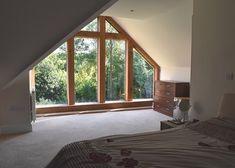 Projects : Architectural Services Near Romsey Bungalow Loft Conversion, Loft Conversion Bedroom, Dormer Loft Conversion, Loft Conversions, Bungalow Exterior, Bungalow Renovation, Loft Room, Bedroom Loft, Loft Design