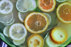 Capital Cooking with Lauren DeSantis: Thinking of Drinking: Spring Punch