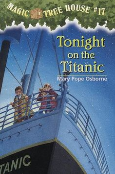 The Magic Tree House series of early adventure books transport Jack and Annie back in history. My 5-year old wants us to read one to him every night. Great for learning about history, too!