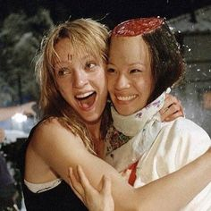 "Quentin Tarantino Fans 🔥 on Instagram: ""Kill Bill - Behind the Scenes (2003) Quentin Tarantino 😍 Rate the movie 👇🏼 Favourite character? Follow 👉 @tarantinouniverse for more . . .…"""