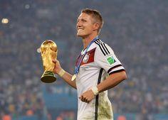 Officially the champions. Deutschland über alles in der welt.