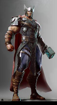 Thor Design by Kelton Cram