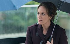 Annabeth Gish Dissects The X-Files' Reyes Twist and Her True Motives