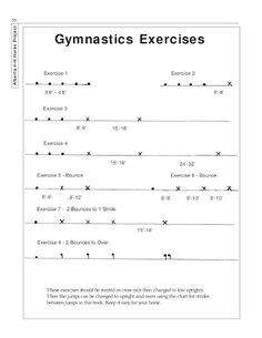 Image result for jumping exercises for young horses