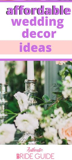 You'll be amazed at the cheap wedding decorations you can find on amazon. Wedding decor, bridal shower decorations, bachelorette party decorations and more. // #weddingdecor #affordableweddingdecorations #weddinghacks #diywedding #authenticbrideguide Cheap Wedding Decorations, Bachelorette Party Decorations, Bridal Shower Decorations, Wedding Themes, Gift Table Wedding, Wedding Reception Tables, Table Centerpieces, Wedding Centerpieces, Floral Wedding
