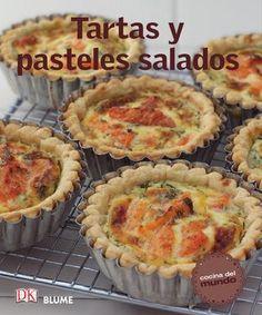 Tartas y pasteles salados