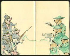 Sketchbook - Mattias Adolfsson