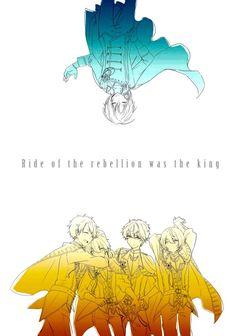 Knights | Ensemble Stars {I am Knights trash-}