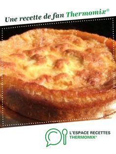 FONDANT AUX POMMES par fany21. Une recette de fan à retrouver dans la catégorie Pâtisseries sucrées sur www.espace-recettes.fr, de Thermomix<sup>®</sup>.