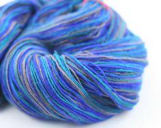 Monet: Blues to Gray Silk Cloud Yarn
