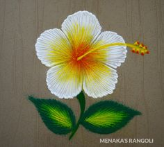 Here are some very easy and simple rangoli designs you can make them at any festival. Simple rangolis are the best choice. Easy Rangoli Designs Videos, Rangoli Designs Simple Diwali, Simple Flower Rangoli, Simple Rangoli Border Designs, Rangoli Designs Latest, Rangoli Designs Flower, Free Hand Rangoli Design, Small Rangoli Design, Colorful Rangoli Designs