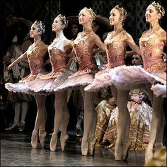 English National Ballet's gorgeous Sleeping Beauty ~ I absolutely love ballet outfits of sorts so this isn't just going to be a theatre board