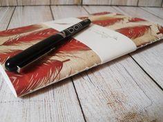 Cuaderno Feathers por DulcesRecuerdosDiary en Etsy