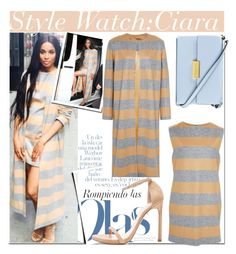 """""""Ciara in Kate Ermilio..."""" by nfabjoy ❤ liked on Polyvore featuring мода, STELLA McCARTNEY, Stuart Weitzman, Katie Ermilio, women's clothing, women, female, woman, misses и juniors"""