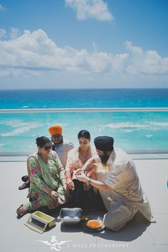 choora ceremony Indian Wedding Ceremony, Cancun, Outfits, Color, Suits, Colour, Kleding, Outfit, Outfit Posts