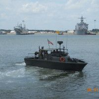 Coast Guard Boats, Brown Water Navy, Sniper Training, Vietnam War, Swift, Gun, Military, Base, Check