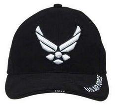 0d151a63fa6 Military Caps US Air Force Military Baseball Caps