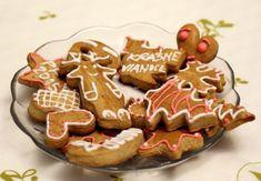 Zdravé vianočné recepty - špaldové medovníky bez cukru - KAMzaKRÁSOU.sk
