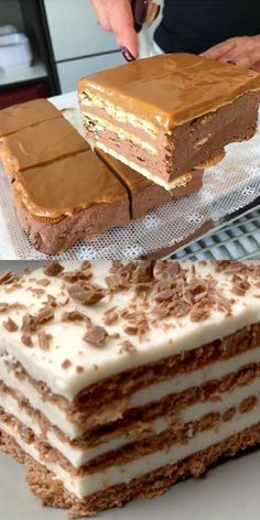 Gingerbread with Cookeo - HQ Recipes Different Cakes, Sweet Pastries, Russian Recipes, Pastry Cake, Easy Cake Recipes, Popular Recipes, Cookie Dough, Food And Drink, Cooking Recipes