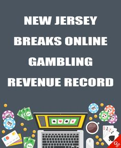Despite July being considered PokerStars worst month, New Jersey is celebrating the fact that they managed to break their online gambling revenue record.  --  #OnlineCasino #OnlinePoker