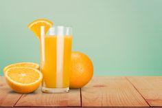 Peabody | Recetas: Jugo de Manzana y Naranja