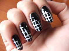 Simple Nail Art Designs for Beginners - Messages, Wordings and Gift Ideas