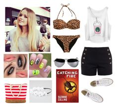 """""""Untitled #157"""" by thebeauty98 ❤ liked on Polyvore"""