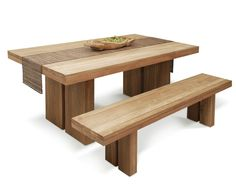 square benches dining room - Google Search