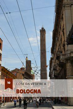 Consigli su cosa vedere a Bologna in due giorni // Suggestions for one trip in Bologna   Link: https://girodelmondoattraversoilibri.wordpress.com/2016/06/01/bologna-10-cose-da-vedere-in-due-giorni/