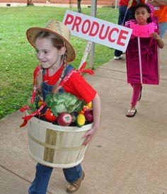 The costume word is PRODUCE! Vocabulary Parade Gallery | Vocabulary Parade At Kitty Stone Elementary School: Vocabulary parade ...